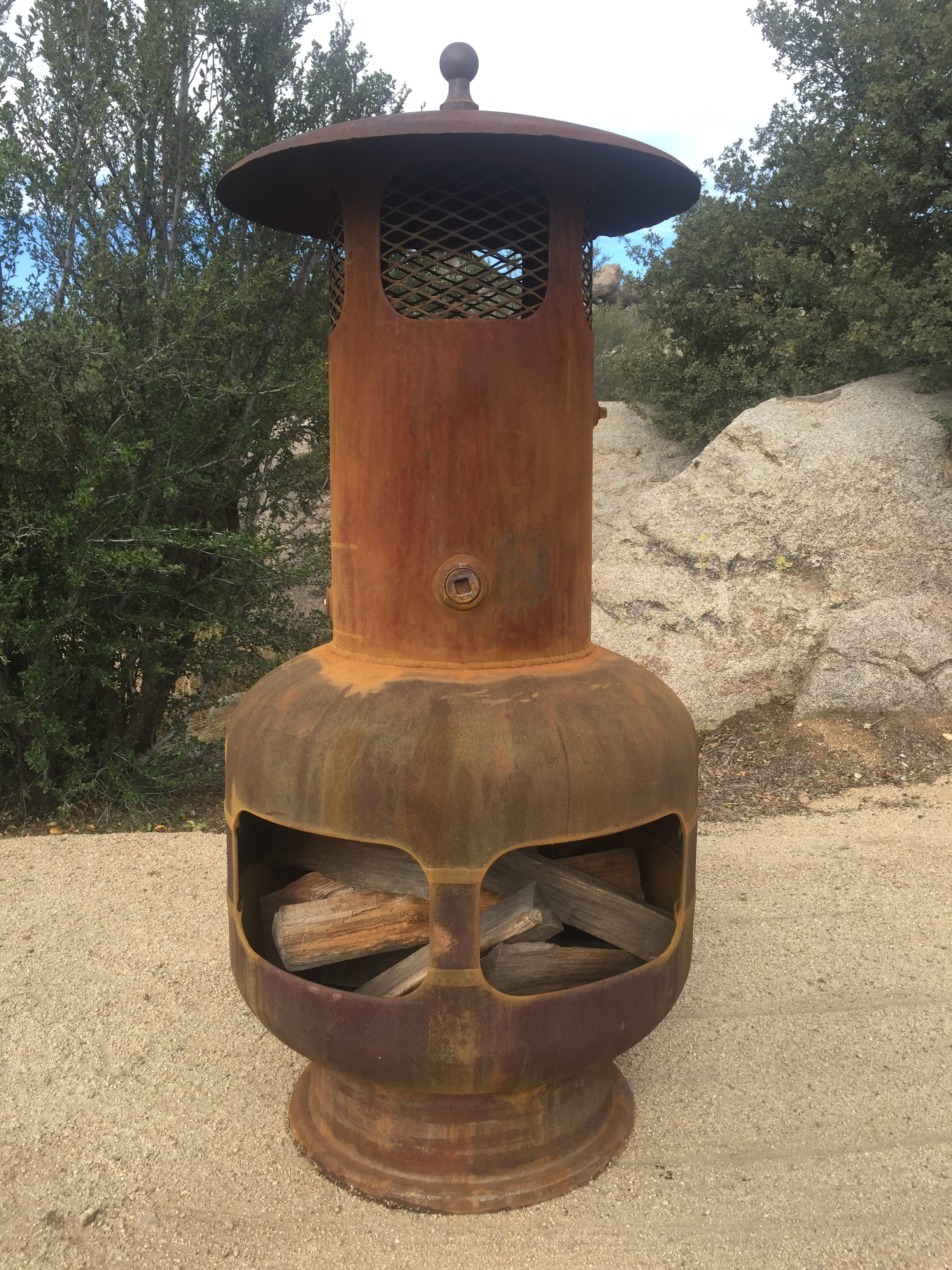 Superior Chimineas